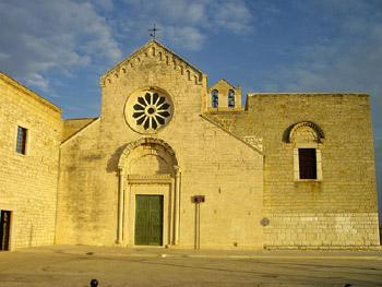 La chiesa di Santa Maria di Colonna