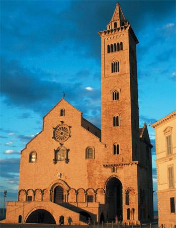 La Basilica Cattedrale Romanica